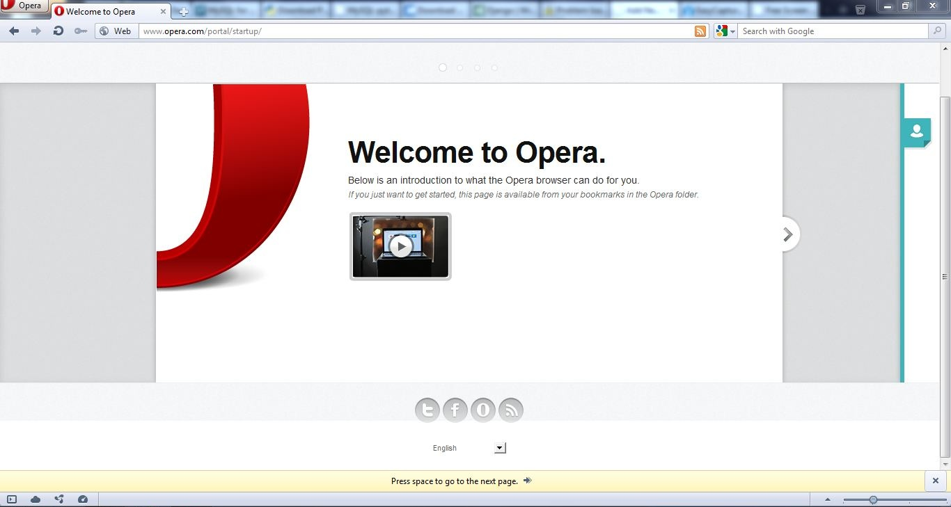 Opera Browser 2013 Download Opera