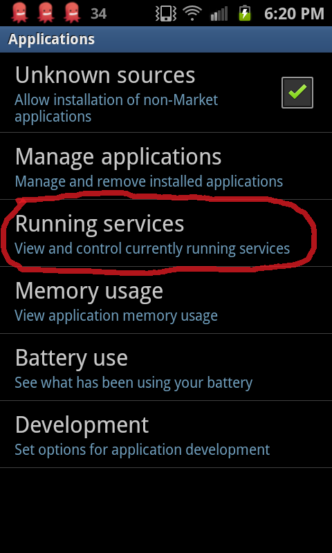 """How to fix """"Camera Failed"""" error on Samsung Galaxy S II (or other ..."""